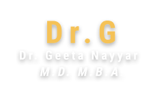 Dr. Geeta Nayyar MD Logo